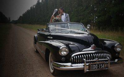 1948 Convertible Black Buick