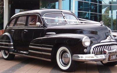 1948 Black Buick Sedans