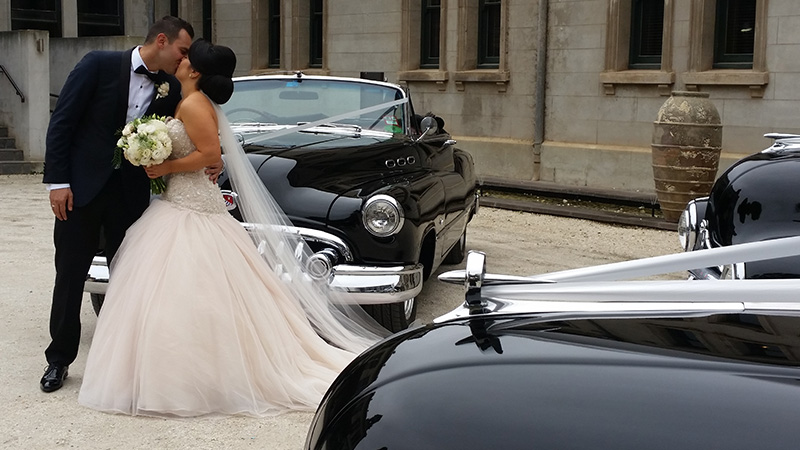 Black Buick Wedding Cars - Latest Wedding Car News & Rides